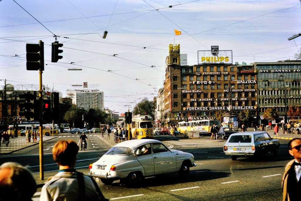 1968 Копенгаген