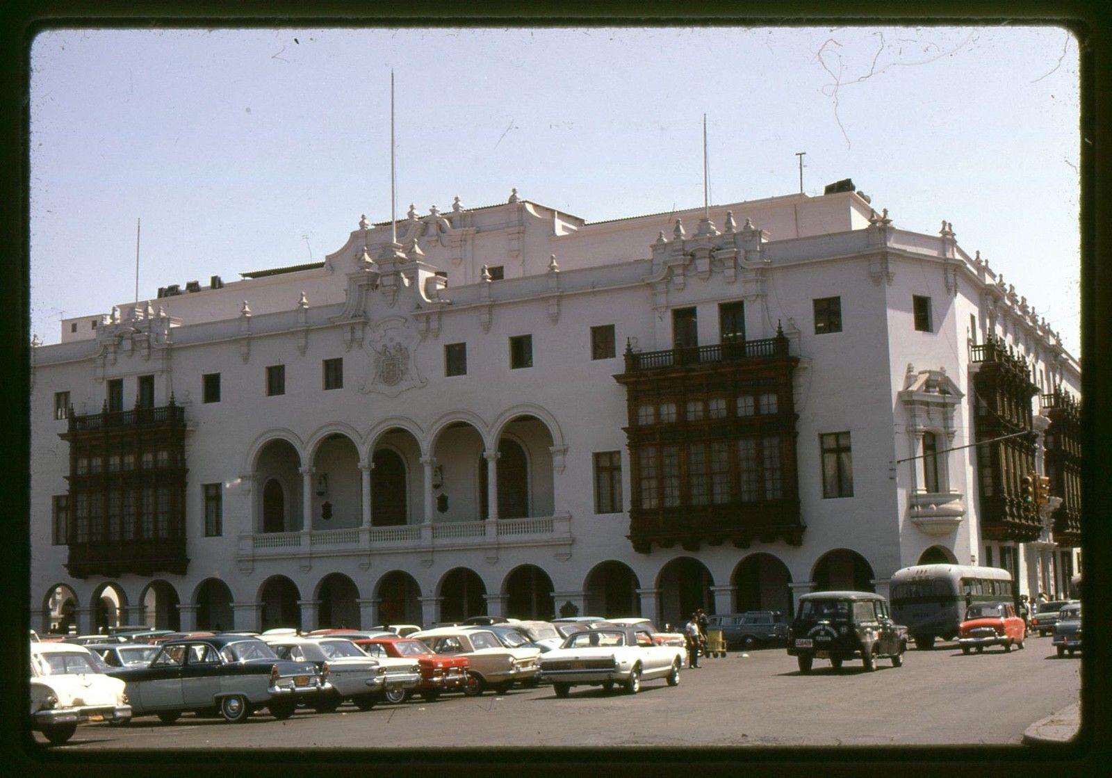 1968 Лима