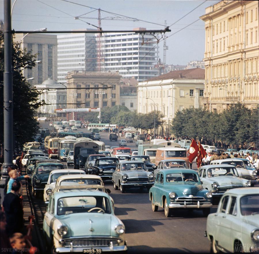 1968 Москва