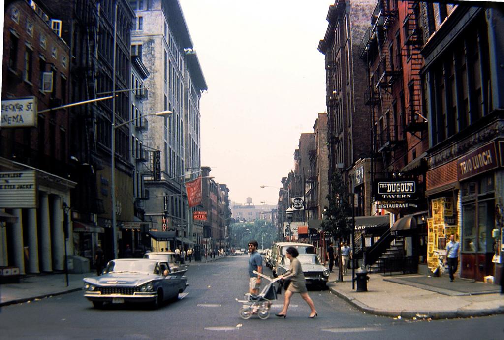 1968 Нью-Йорк