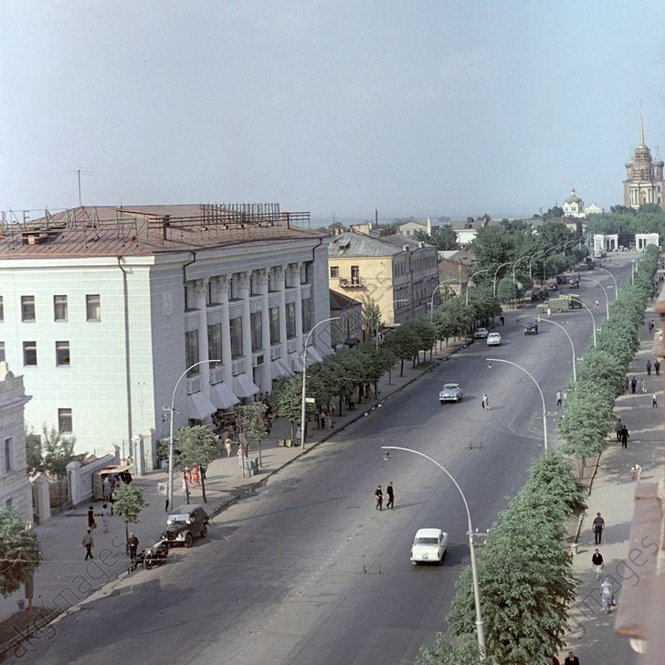 1968 Рязань