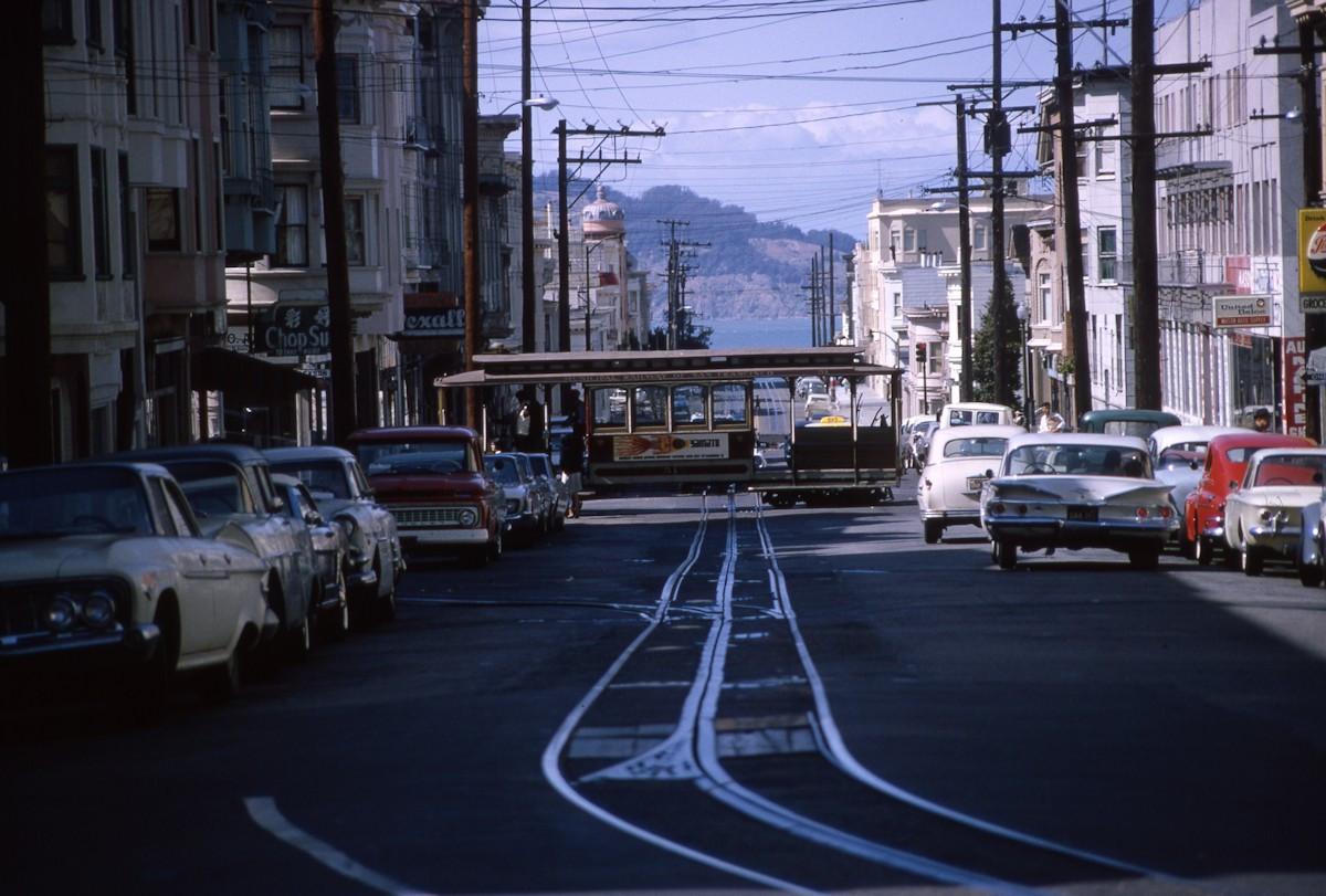 1968 Сан-Франциско