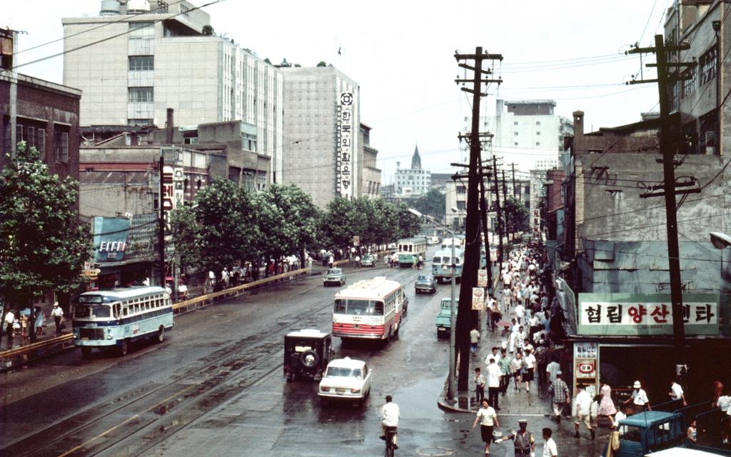 1968 Сеул