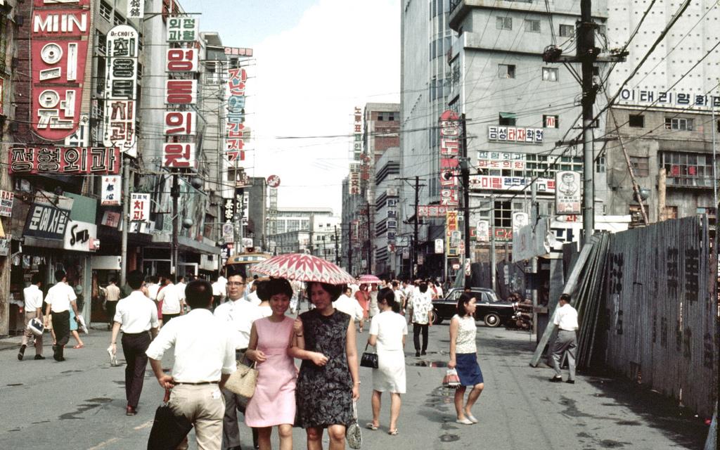 1968 Сеул2