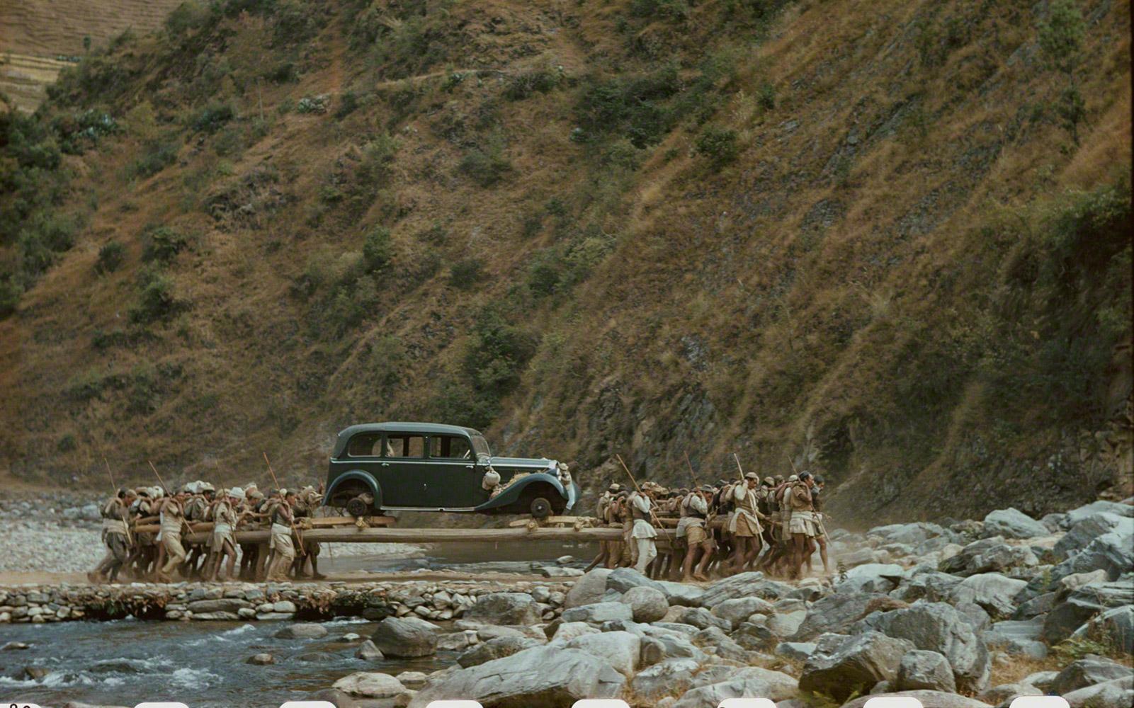 1948 Nepal by Volkmar K Wentzel