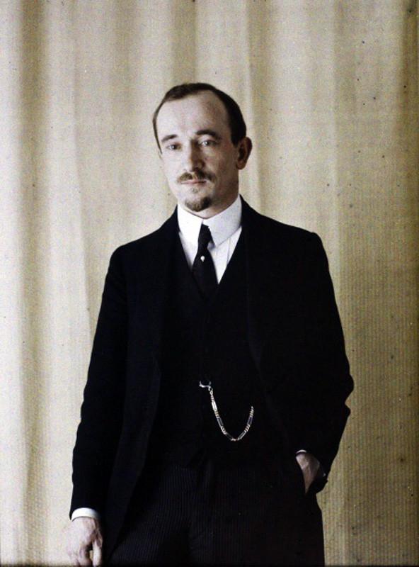 Auguste Leon, Edvard Benes, France, Boulogne-sur-Seine, 26 mai 1918