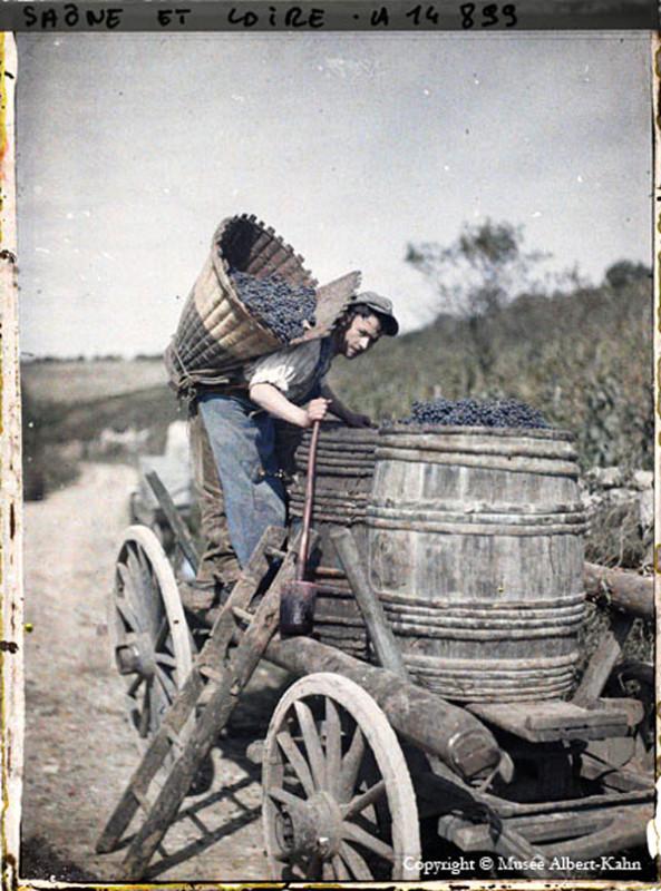 Бургундия, 1918