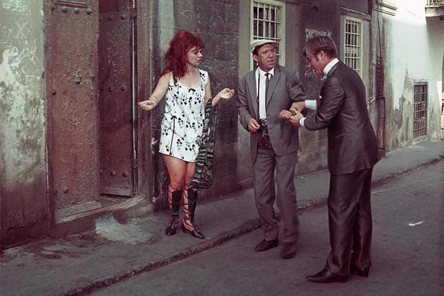 1968 Кадр из фильма Бриллиантовая рука