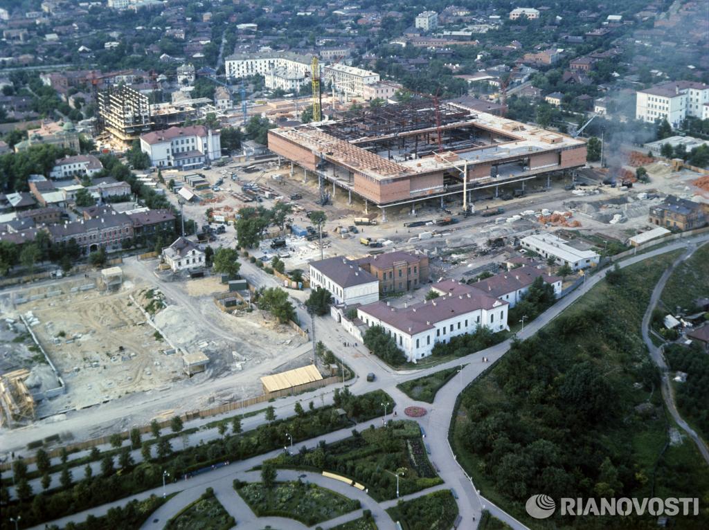 1968 Строительство ленинского мемориала в Ульяновске2