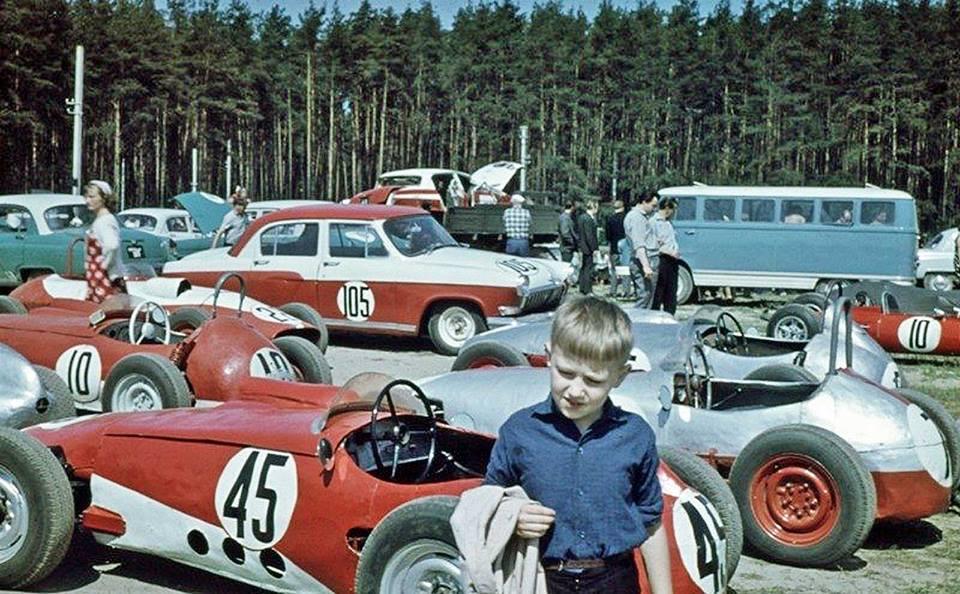 Чемпионат Прибалтики, 1968 года