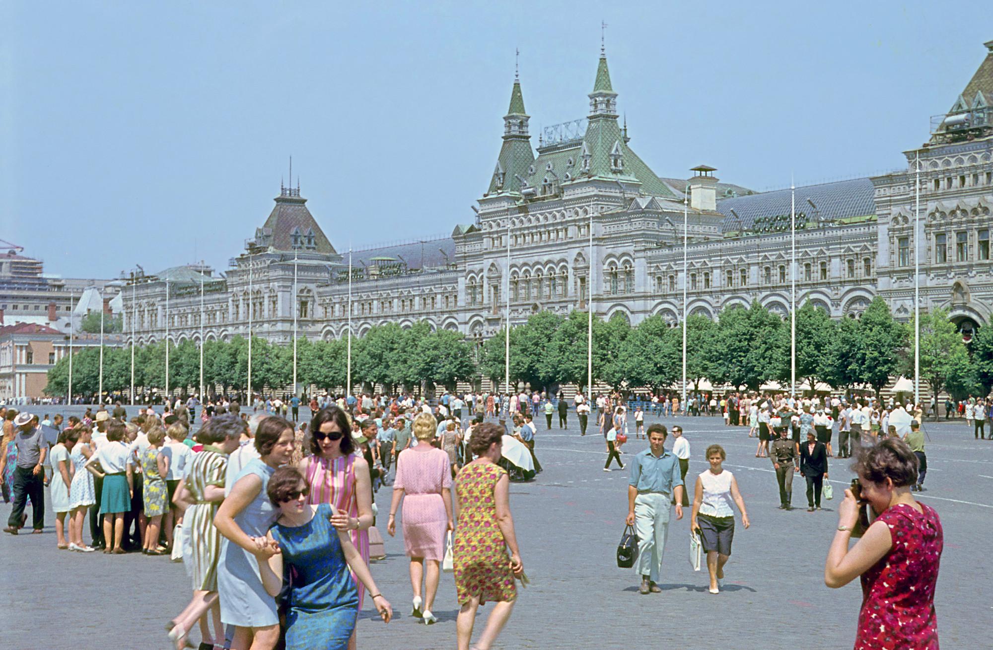 1968 Moskau. Erhard Kranz26