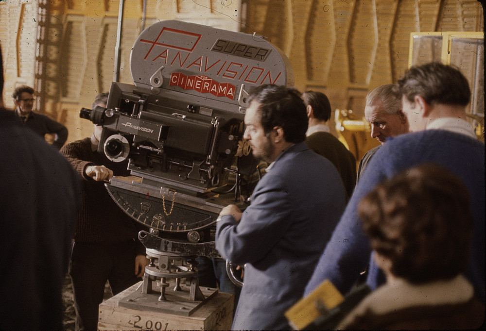 1968 Making Stanley Kubrick's 2001 A Space Odyssey by Kessel