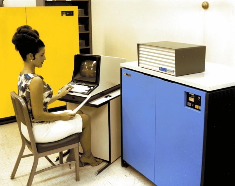 1968 В вычислительном центре космического дивизиона американской машиностроительной корпорации General Dynamics2