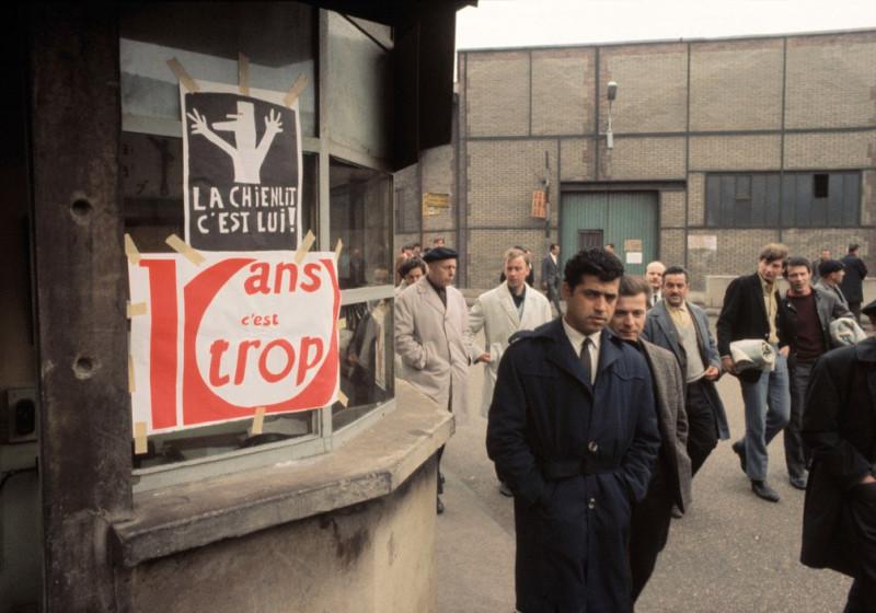 1968 Красный май в Париже в объективе фотографа Бруно Барби9