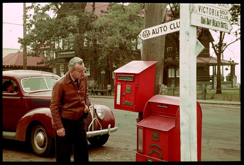 1938 Vancouver Island