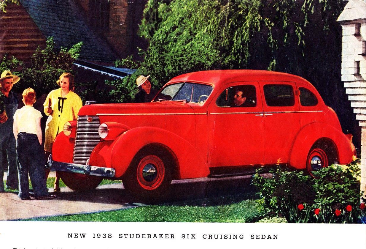 1938 Студебекер3