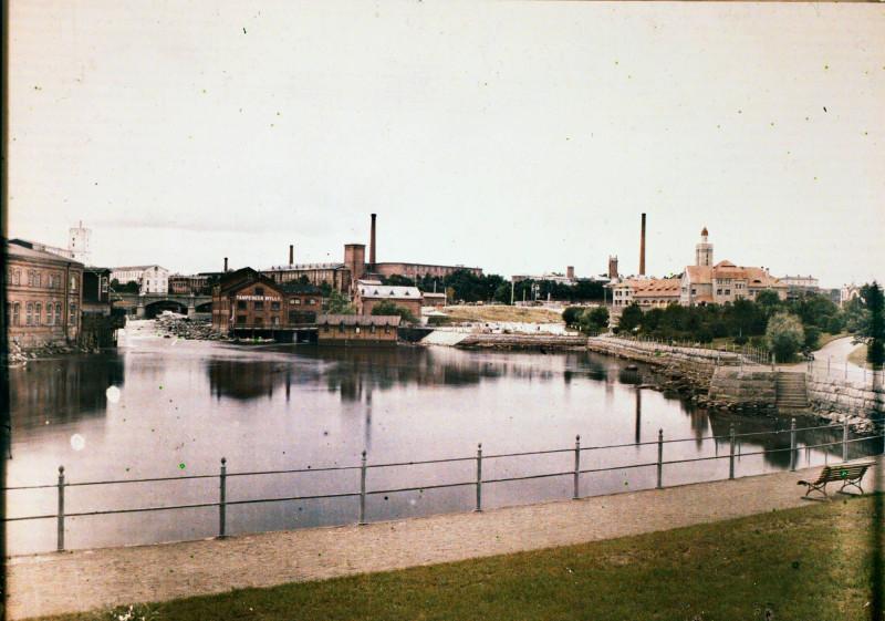 1908 Tampere by Eino Bergius