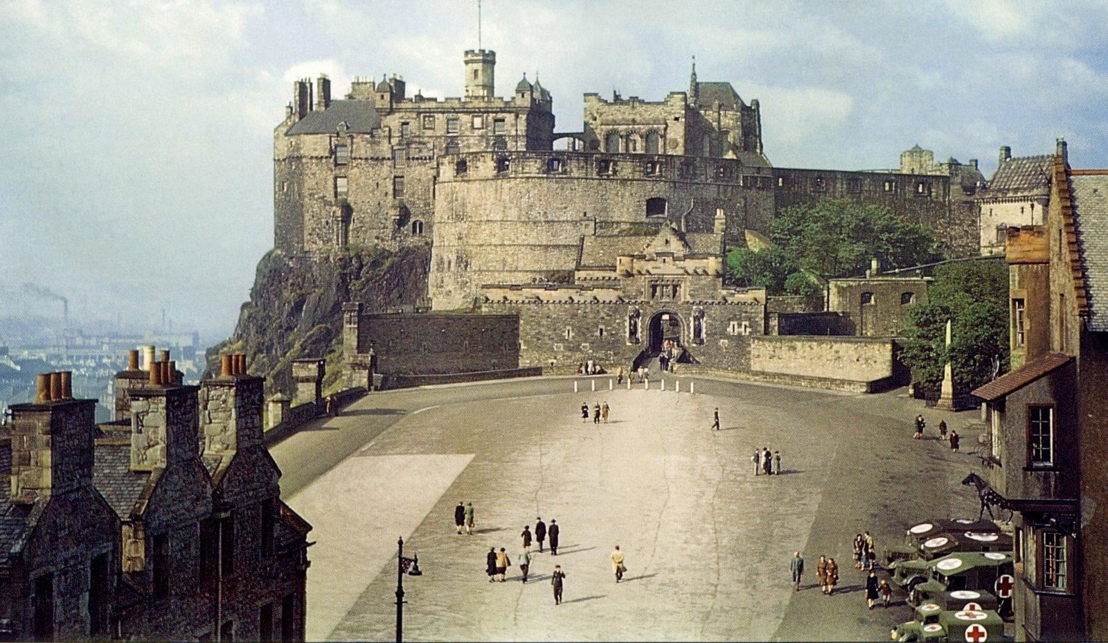 1943 Edinburgh