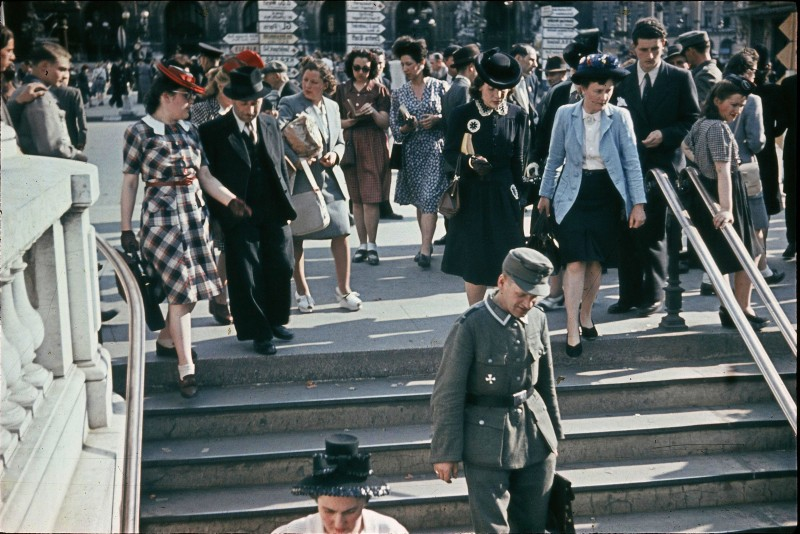 1943 Paris. Андре Зукка3
