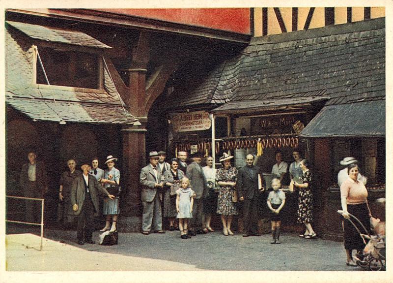 1943c Frankfurt