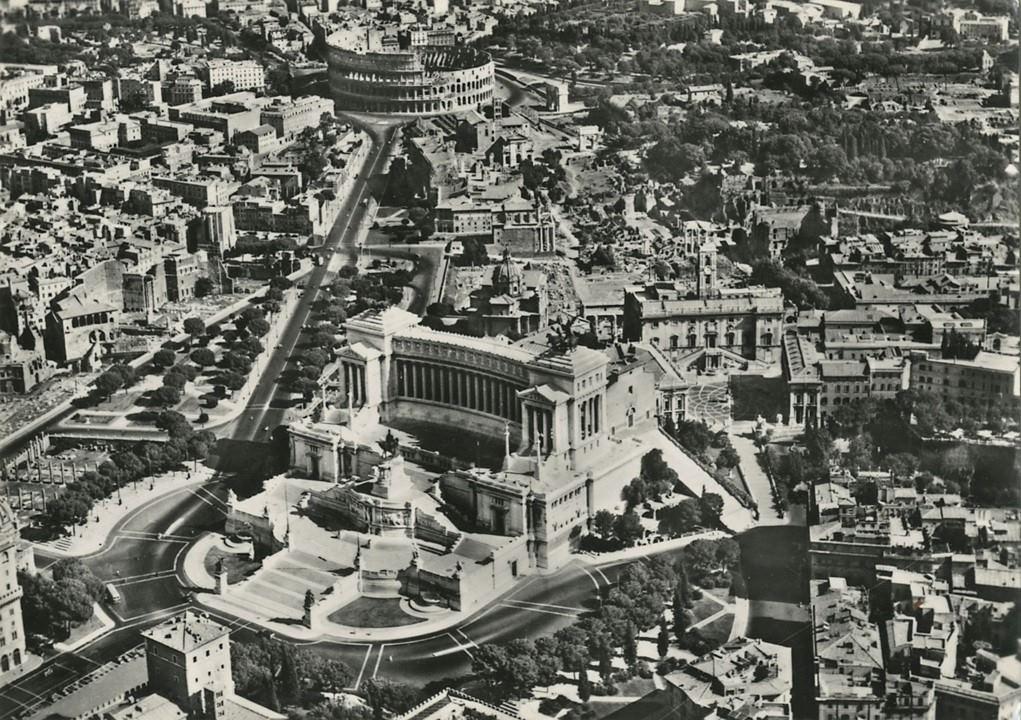 1950е Рим