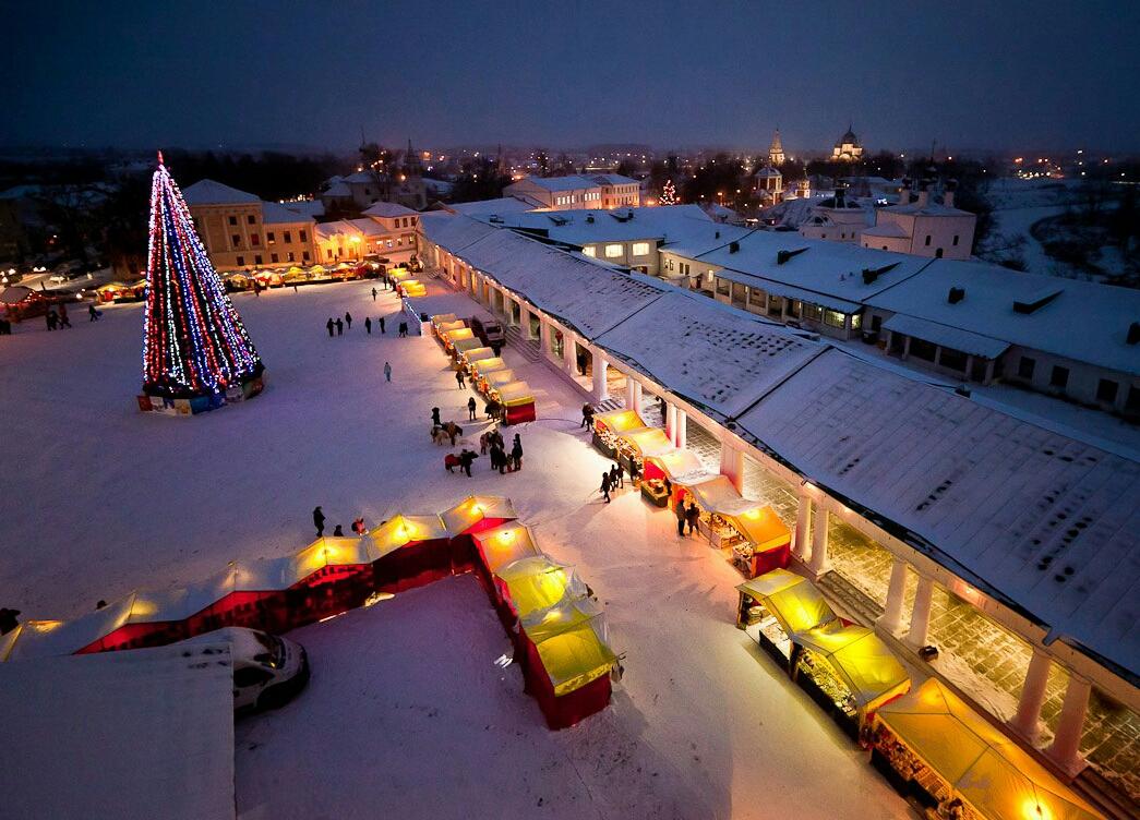 Suzdal 2016 Christmas