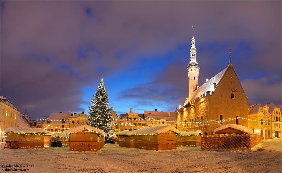 Таллин Рождество