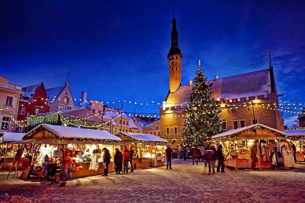 Таллин Рождество1