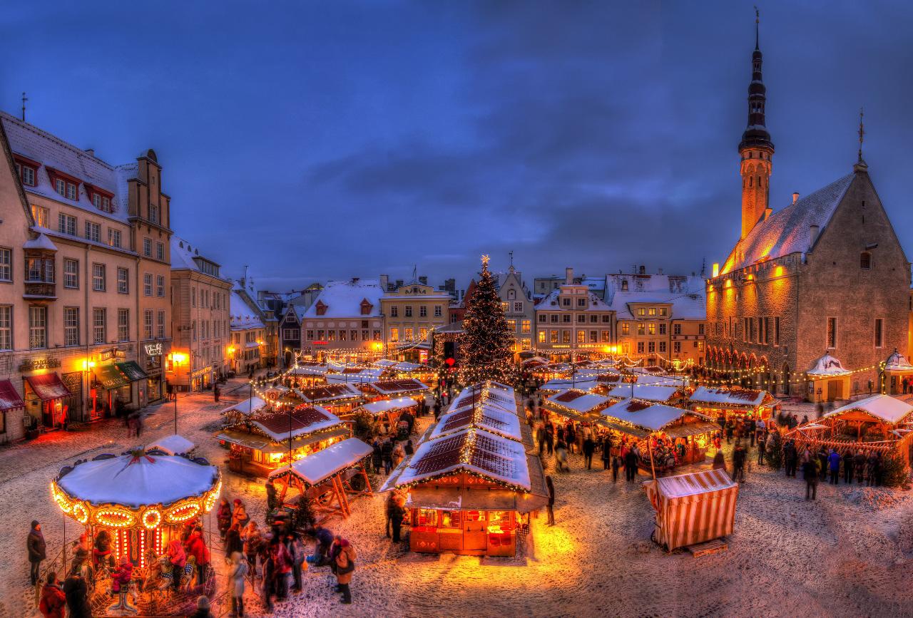 Таллин Рождество2