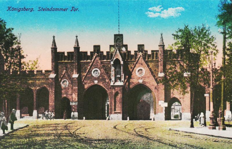 1908c Steindammer Tor