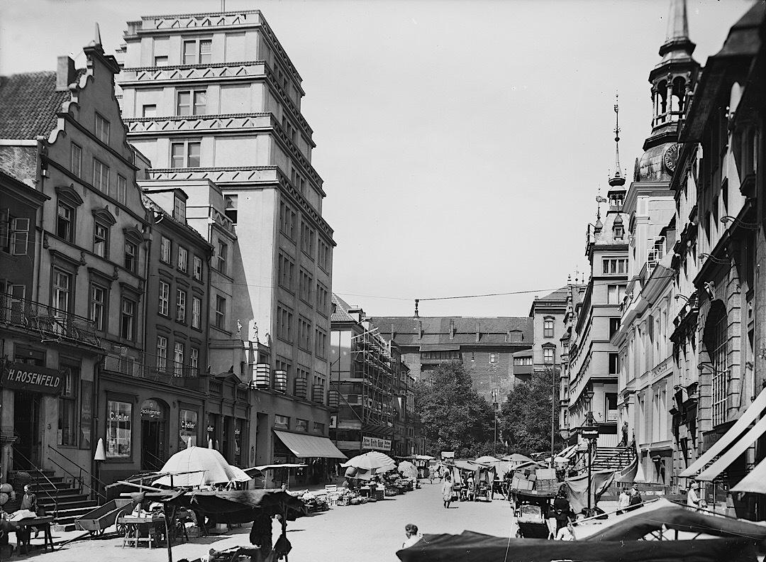 1928 Altstaedter Markt