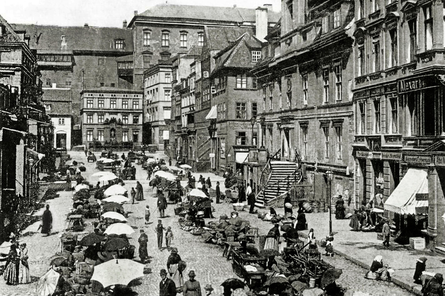 1890s Altstadtmarkt