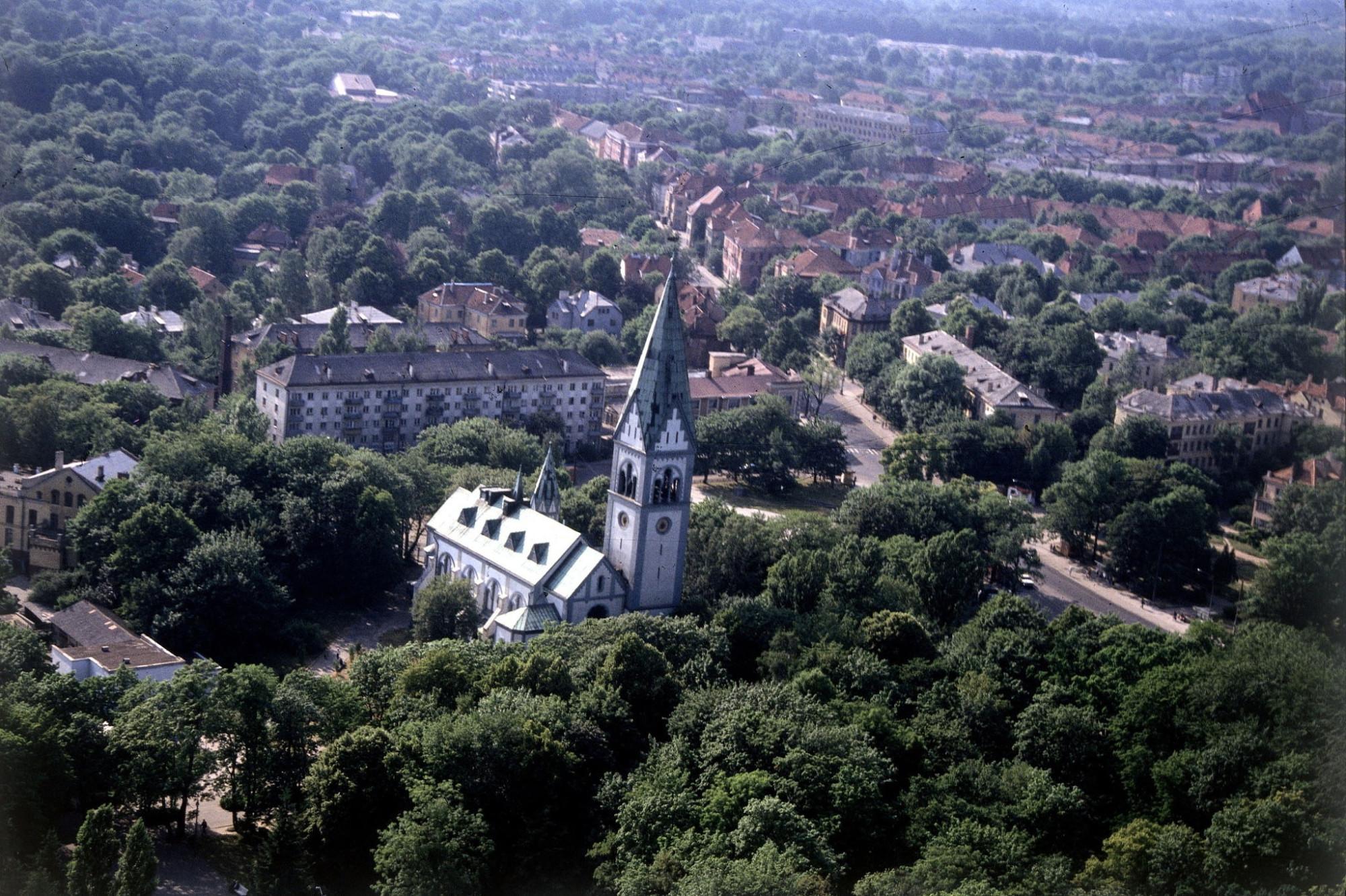 1994 Kaliningrad Luisenkirche