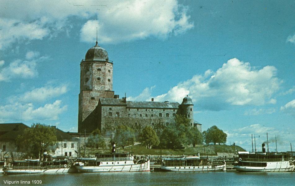 1939 Viipurin linna