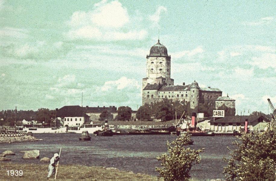 1939 Viipurin linna2