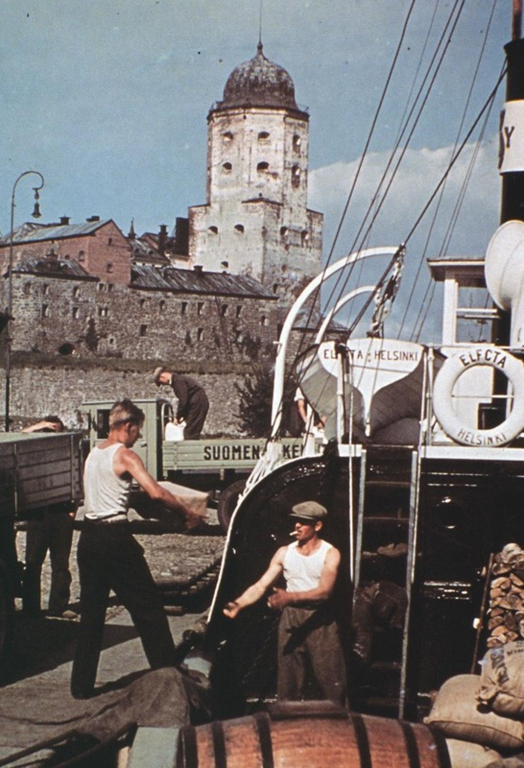 1939 Viipurin linna4