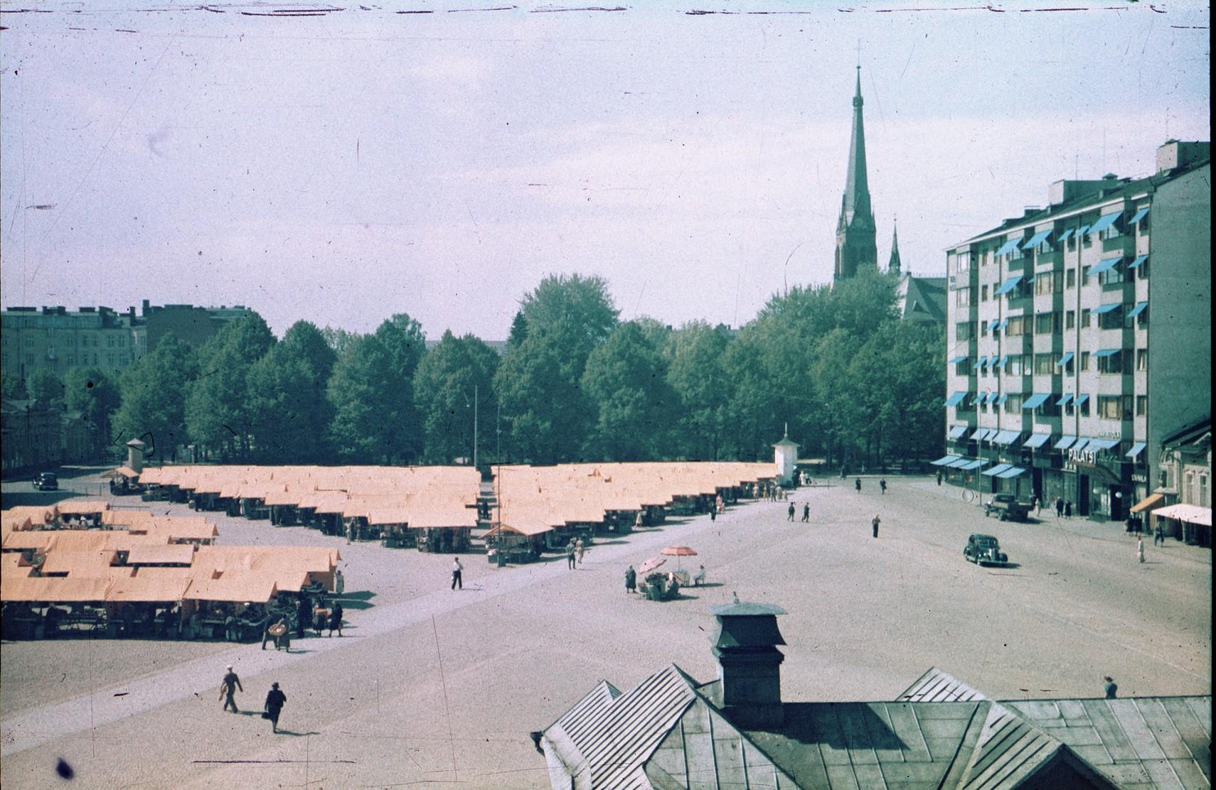 1939 Площадь Красного Колодца