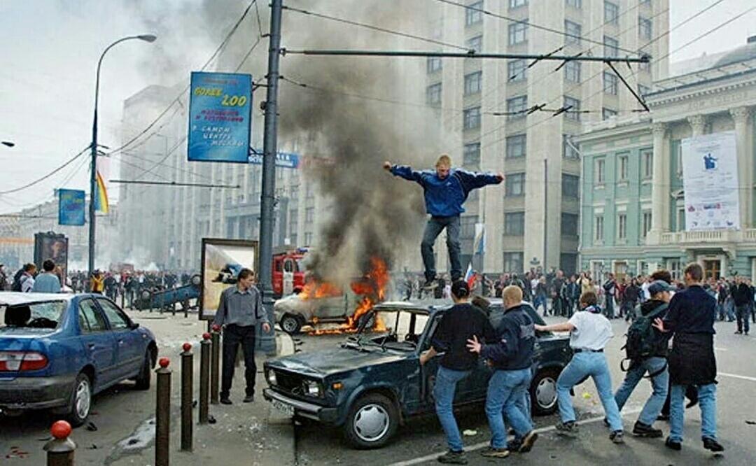 Москва 2000-х во Вконтакте