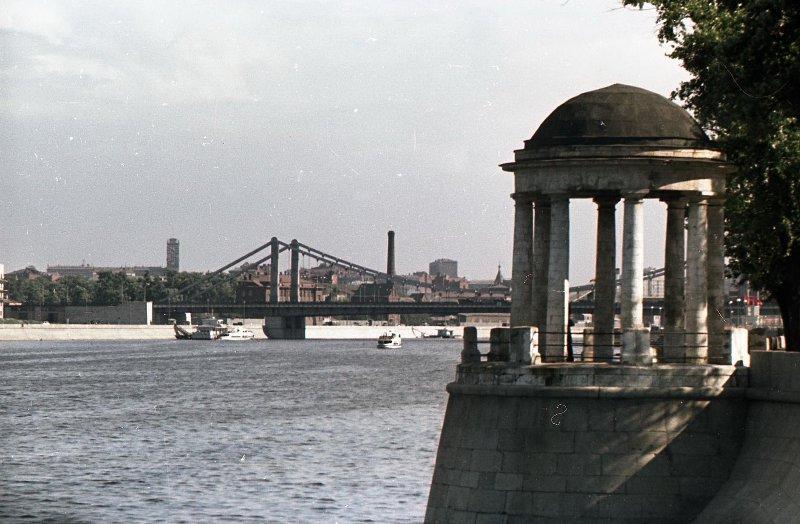 1952с Крымский мост