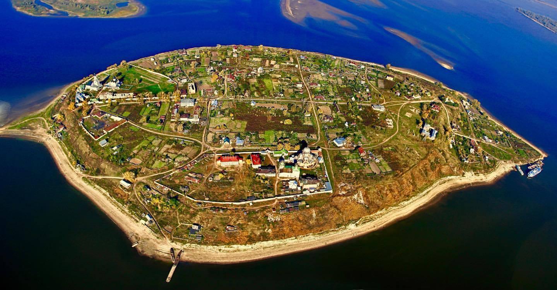 Остров-град Свияжск и другие красоты России
