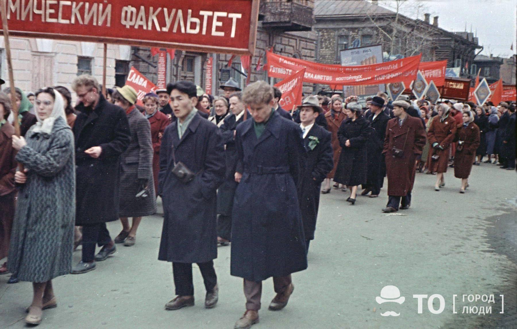 1961 Первомайский Томск. Алексей Коротченко3