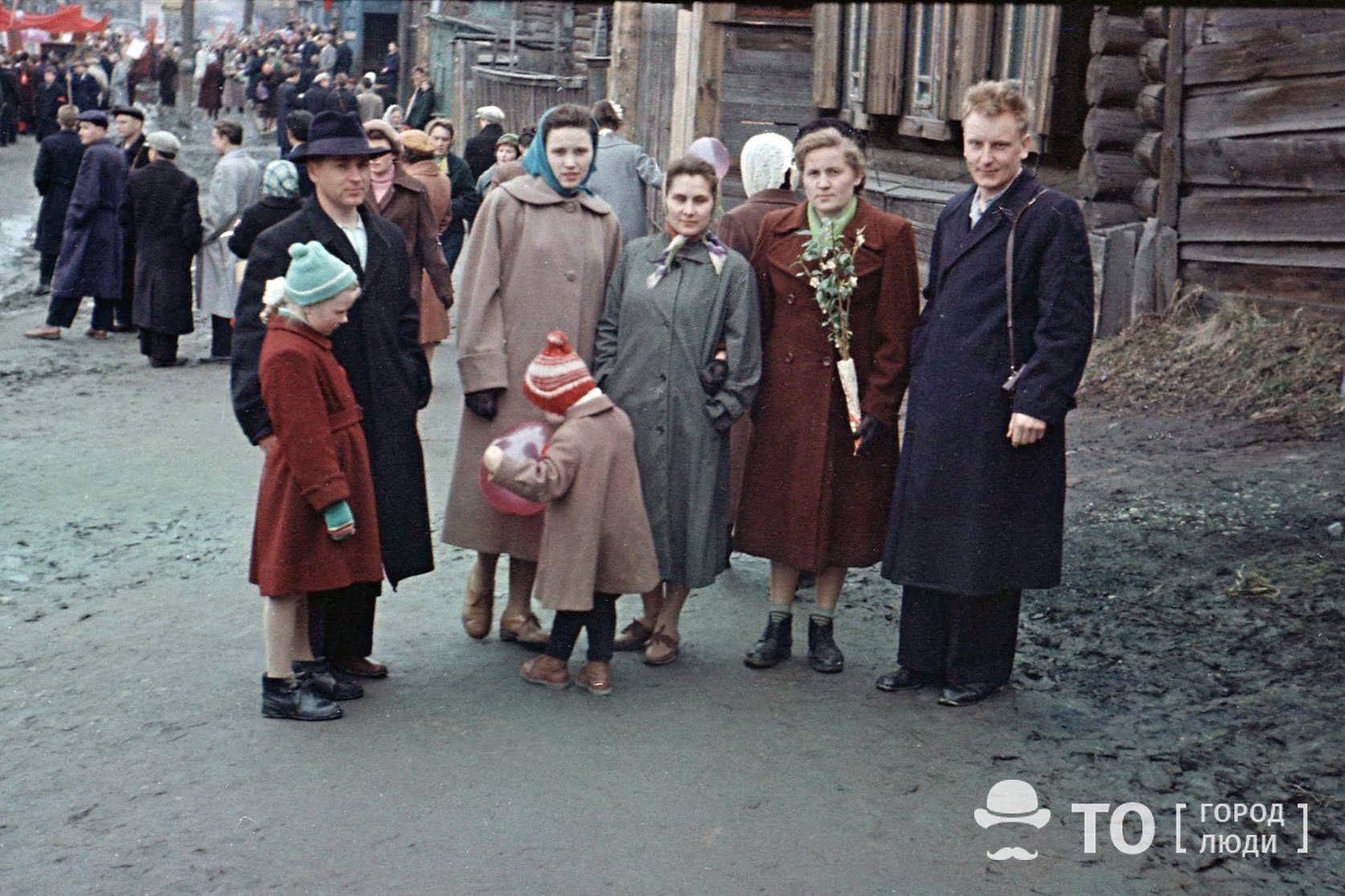 1961 Первомайский Томск. Алексей Коротченко5