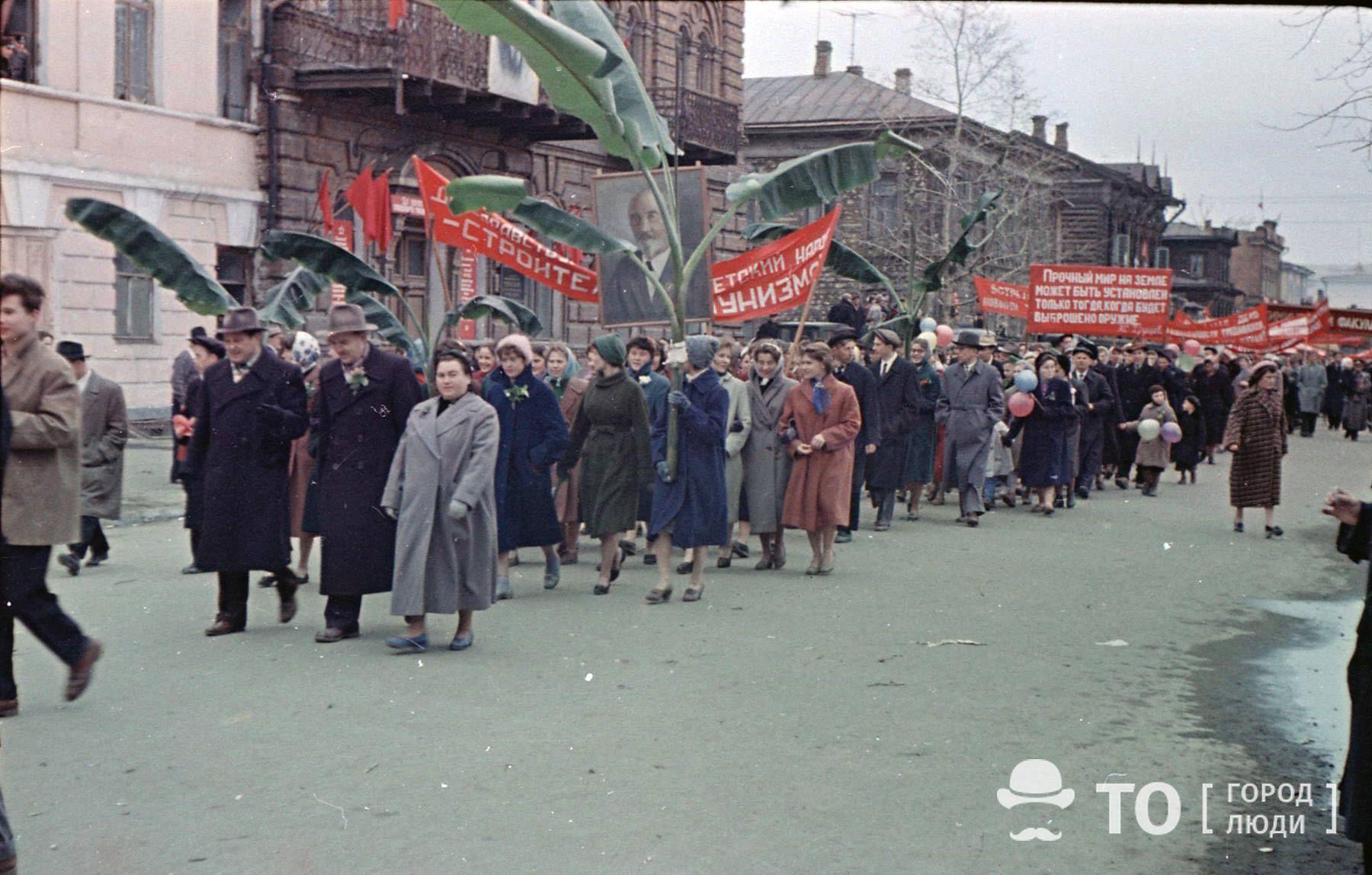 1961 Первомайский Томск. Алексей Коротченко6