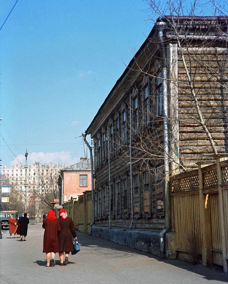 1960е Москва