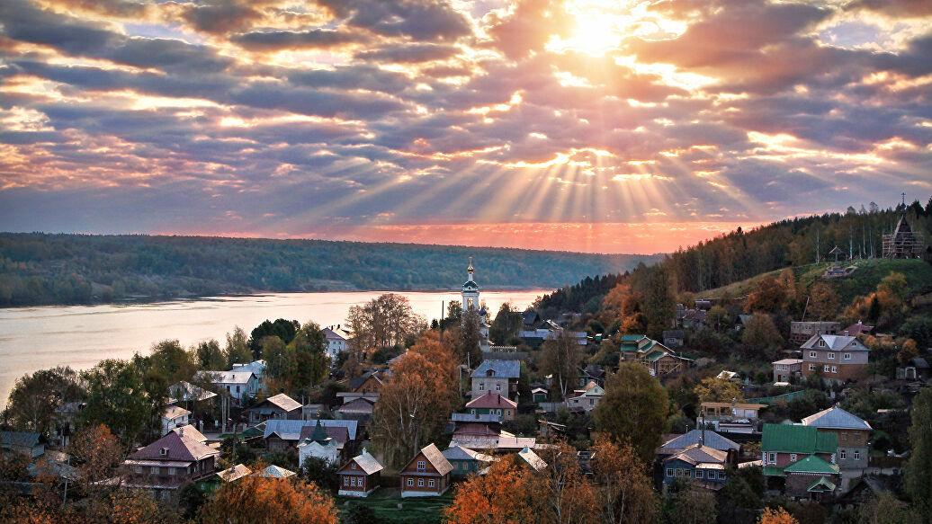 Самые туристические малые города России