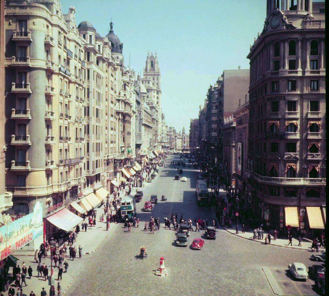 1949 Madrid Kessel