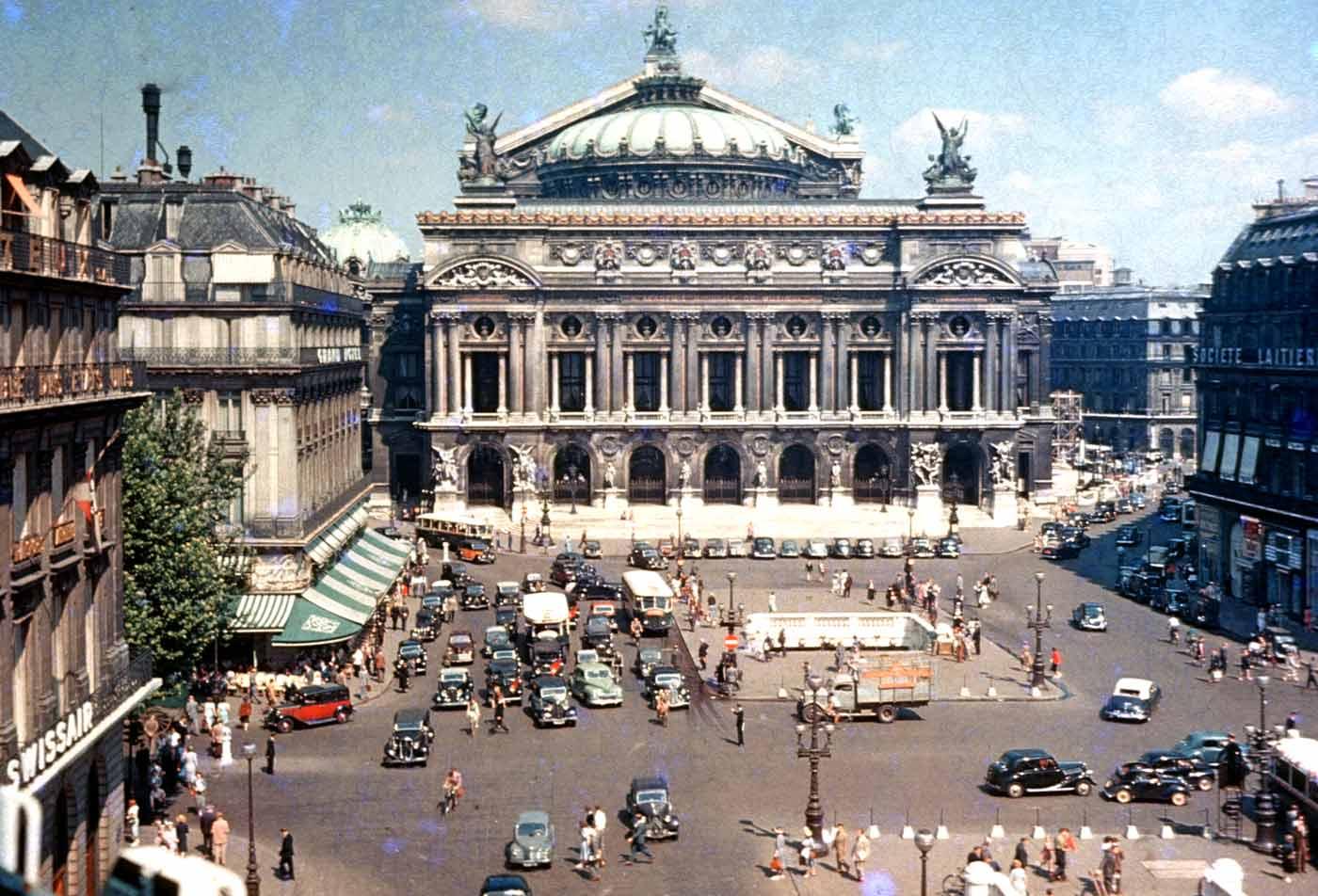 1949 Paris Opera