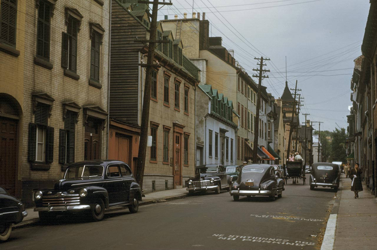 1949 Quebec city