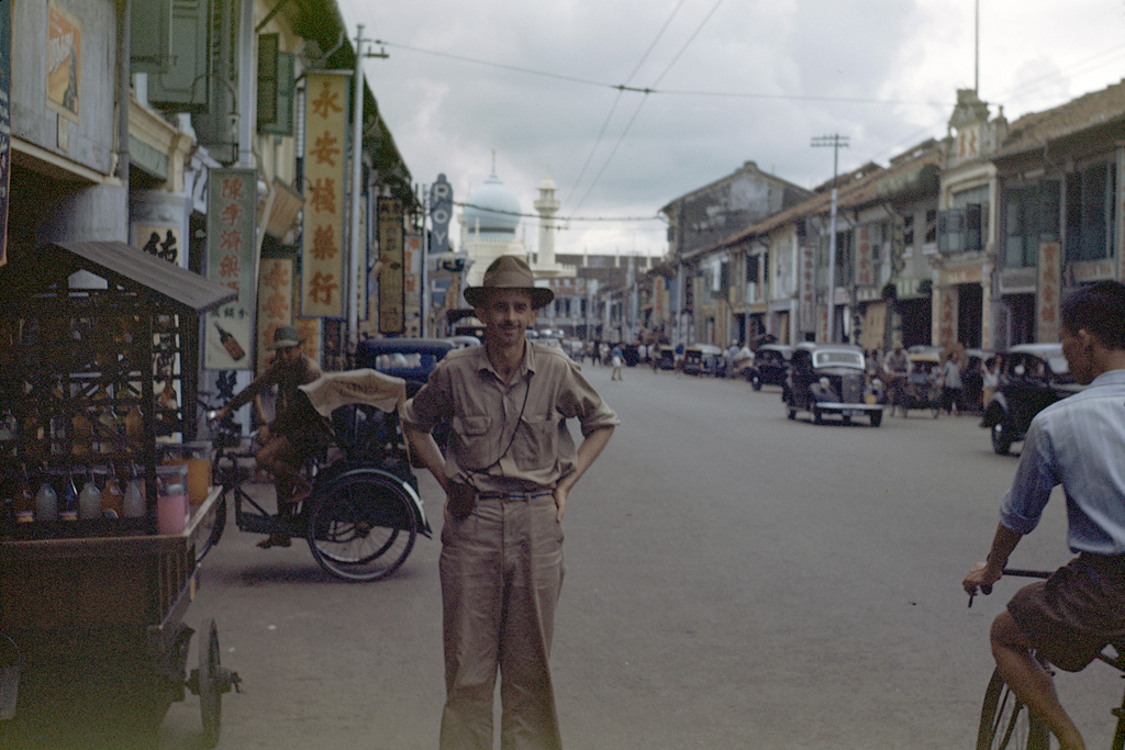 1945-49 Singapore