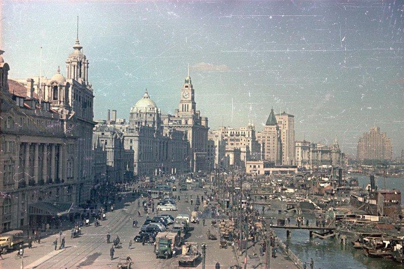 1949 Shanghai. Микоша9